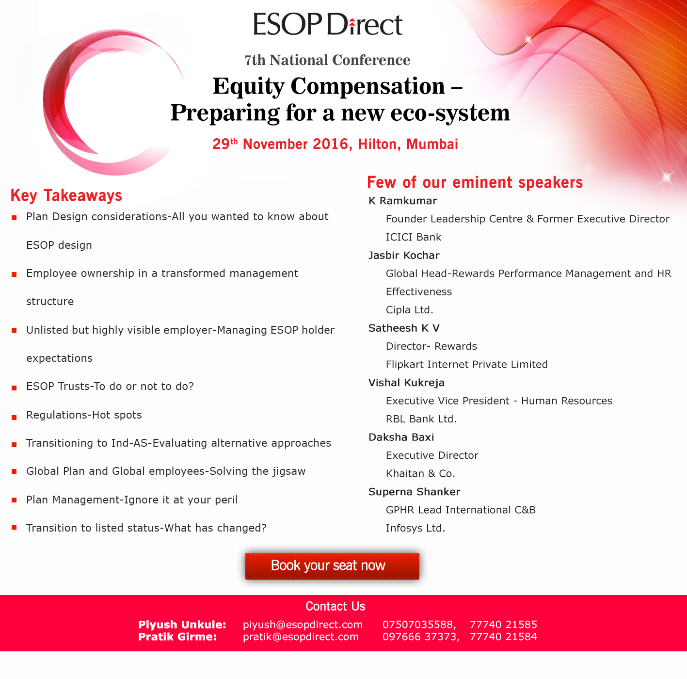 http://www.esopdirect.com/conference2016/